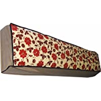 Lithara Printed AC Cover For Split AC 1.0 Ton Indoor Unit