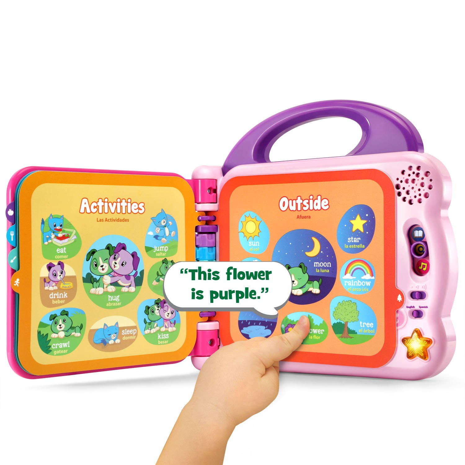LeapFrog Scout and Violet 100 Words Book (Amazon Exclusive) by LeapFrog (Image #3)