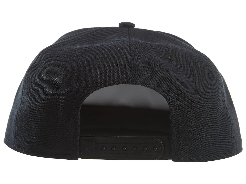c5a4fbd6f427 ... order amazon nike mens air jordan elephant bill snapback hat black dust  834891 010 sports outdoors