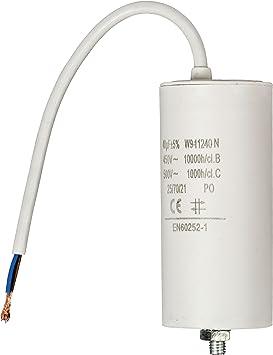 Eurosell 40 Uf 450 V Premium Kondensator Elektronik