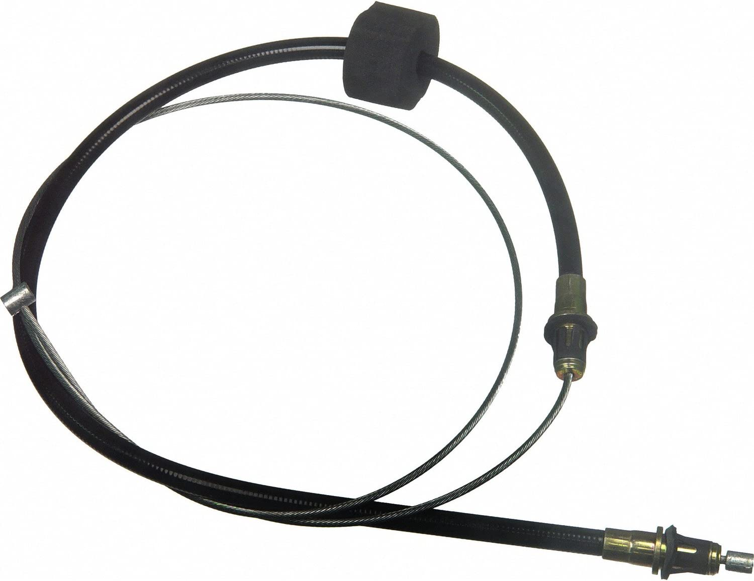 Brake System Front Wagner BC133090 Premium Parking Brake Cable Cables