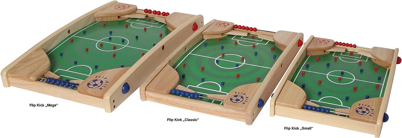 Flip Kick Small, 43 cm, Pinball y Kicker Mix, el Juego Habilidades de fútbol para 2 Jugadores de Todas Las Edades: Amazon.es: Juguetes y juegos