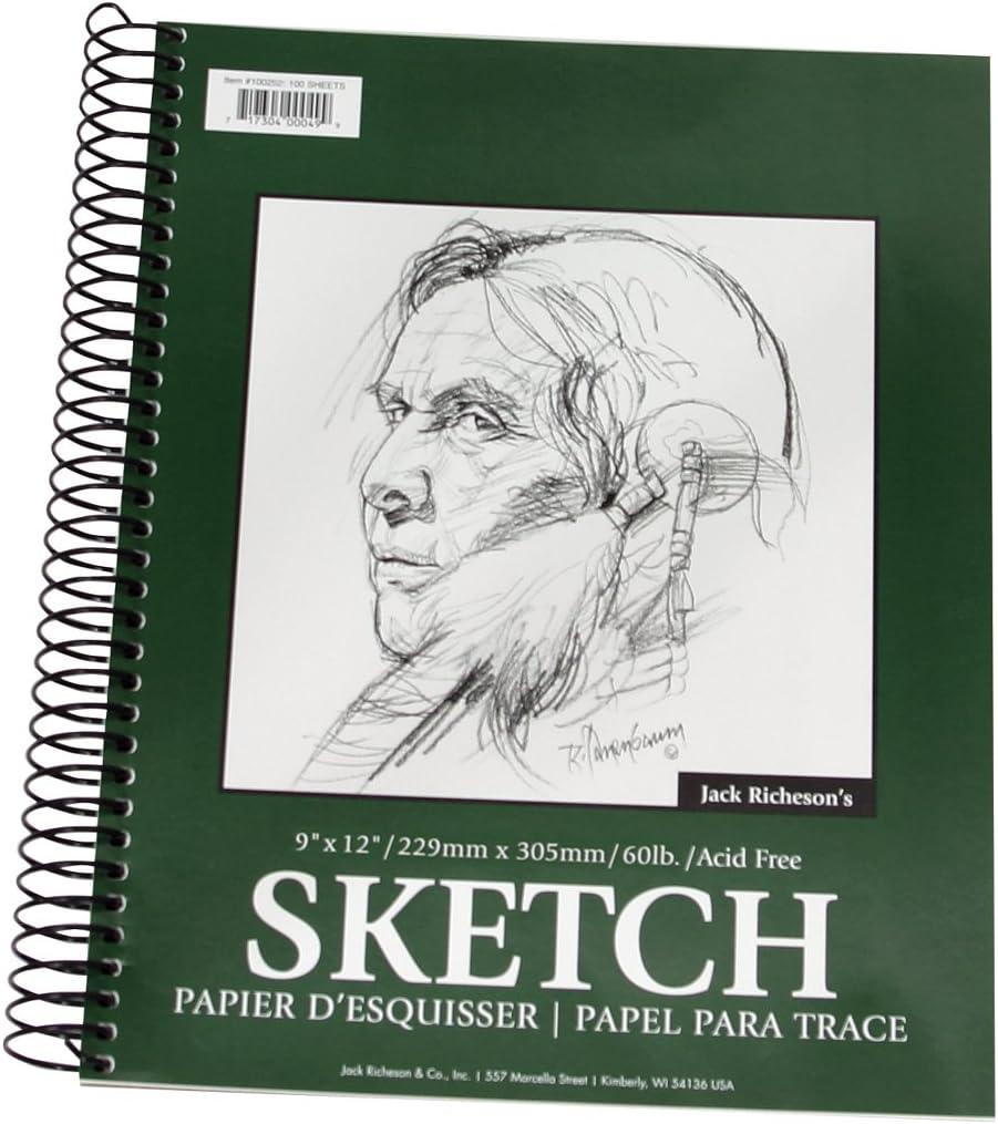 Jack Richeson Tracing Pad 11X14 50 Sheets