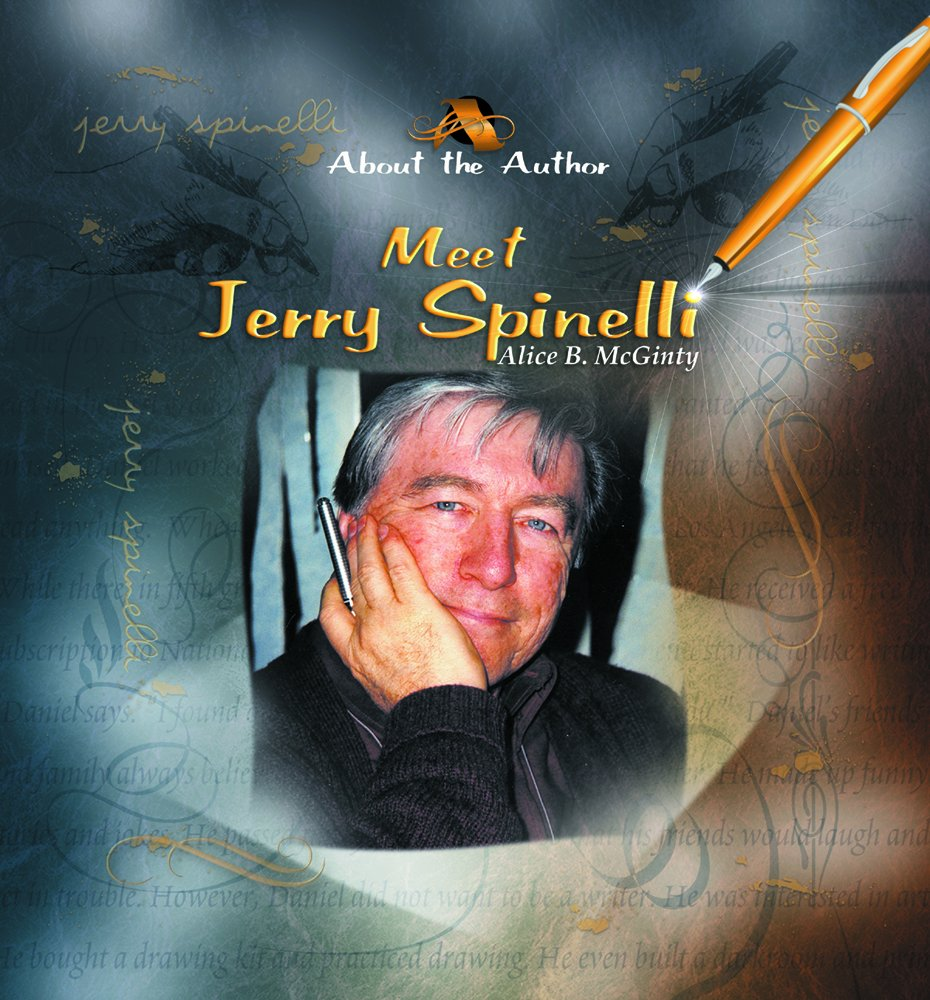Meet Jerry Spinelli (About the Author) PDF