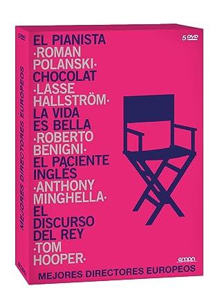 Pack Directores Europeos - Volumen 2 El Pianista + Chocolat + La ...