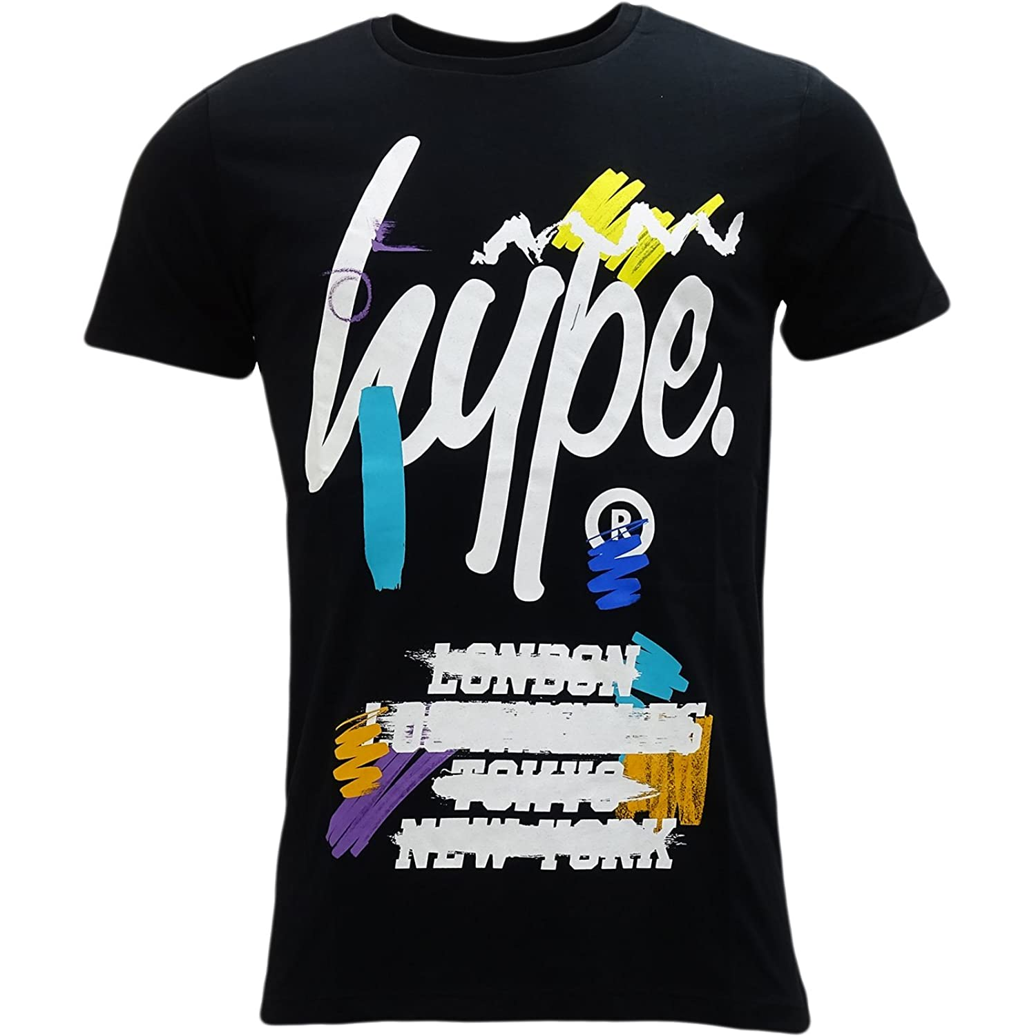 *NEW* HYPE T SHIRT - Boys / Mens Just Hype T-Shirts -