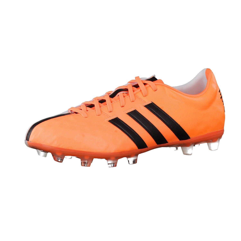Adidas 11Pro FG BLACK1 CHALK2 LGTSCA - 11