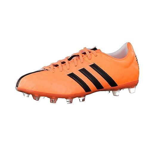 new arrival 36509 05621 adidas Bota adipure 11Pro TRX FG White-Flash orange Talla 11 UK  Amazon.es   Zapatos y complementos