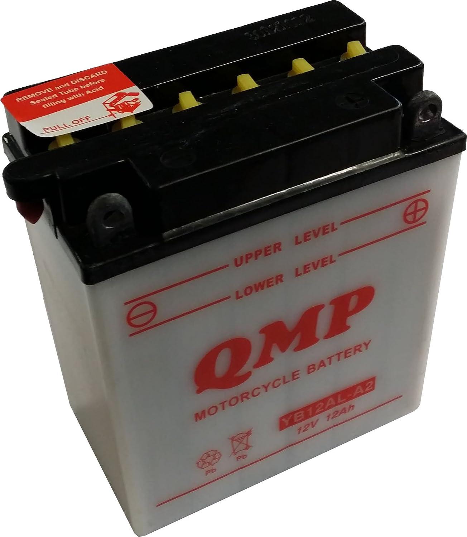Batterie Für Yamaha 535ccm Xv 535 Dx Virago Baujahr 1999 2004 Yb12al A2 Auto
