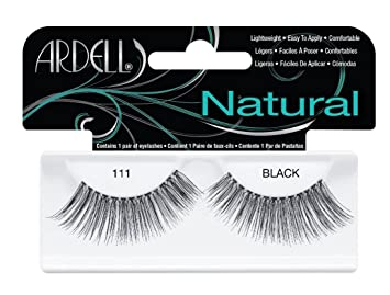9a4a02e2937 Amazon.com : Ardell Fashion Lashes Pair - 111 (Pack of 4) : Fake Eyelashes  And Adhesives : Beauty
