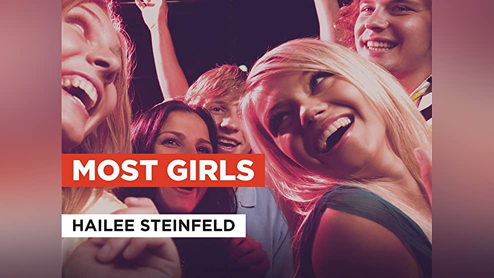 Most Girls in the Style of Hailee Steinfeld