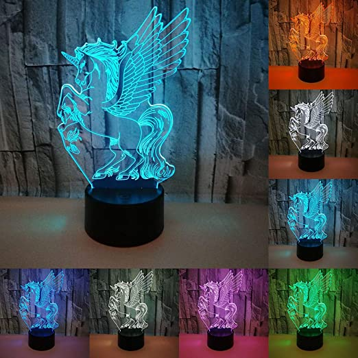 Led Lamps Excavator Remote Control Creative 3d Led Lamp Shades For Table Lamps Bedside Decorative Lamp For Childrens Color Night Light Moderate Price