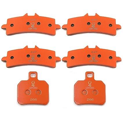 Amazon.com: SMT-Replacemenet of FA447 FA266 Brake Pads ...