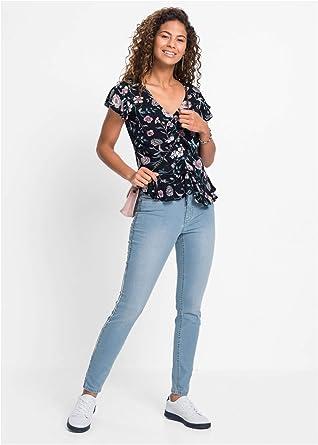 bonprix Super Skinny-Jeans dla kobiet: Odzież