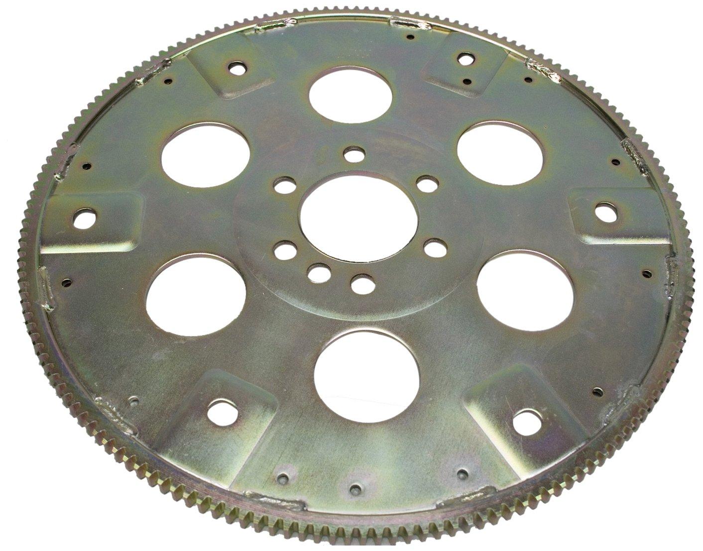 PRW 1840000 SFI-Rated External Balance 168 Teeth Chromoly Steel Flexplate for Chevy 400/383 1970-80 Early
