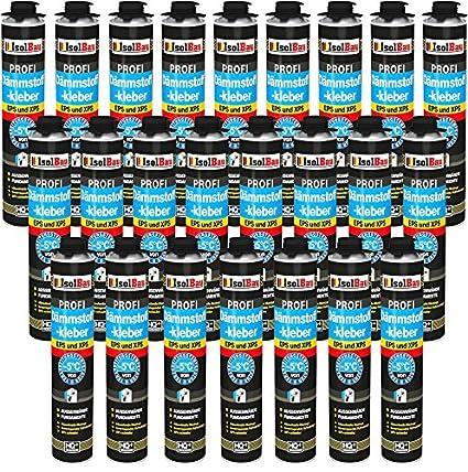 Pegamento 24 Azucarero de 750 ml Espuma adhesivas Perimeter Juego ...