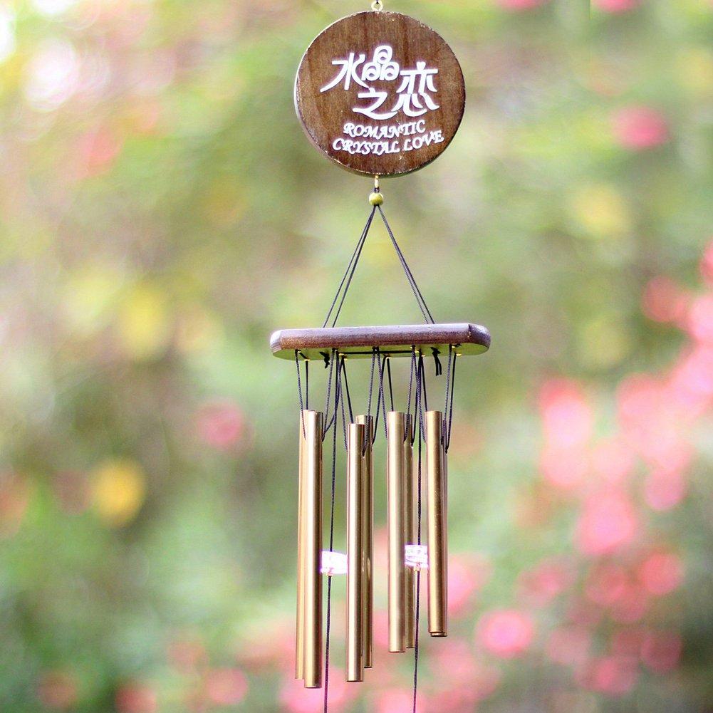 Amazon.com: Garden Wind Chimes - Decorative Hanging Ornaments ...