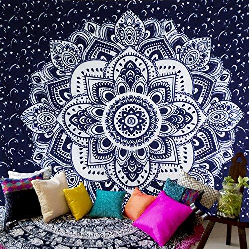Sunmner Tapestry Mandala Hippie Bohemian Tapestries Wall Han