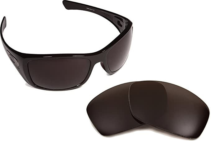7bd429099f Image Unavailable. Image not available for. Colour  New SEEK OPTICS Replacement  Lenses Oakley HIJINX - Polarized Grey