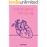 A poem for every day I didn't see you (English Edition)