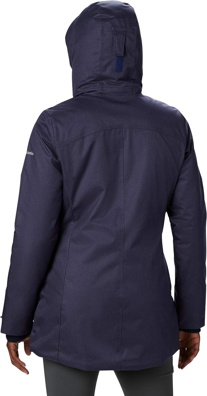 Columbia Womens Pine Bridge Hardshell Jacket