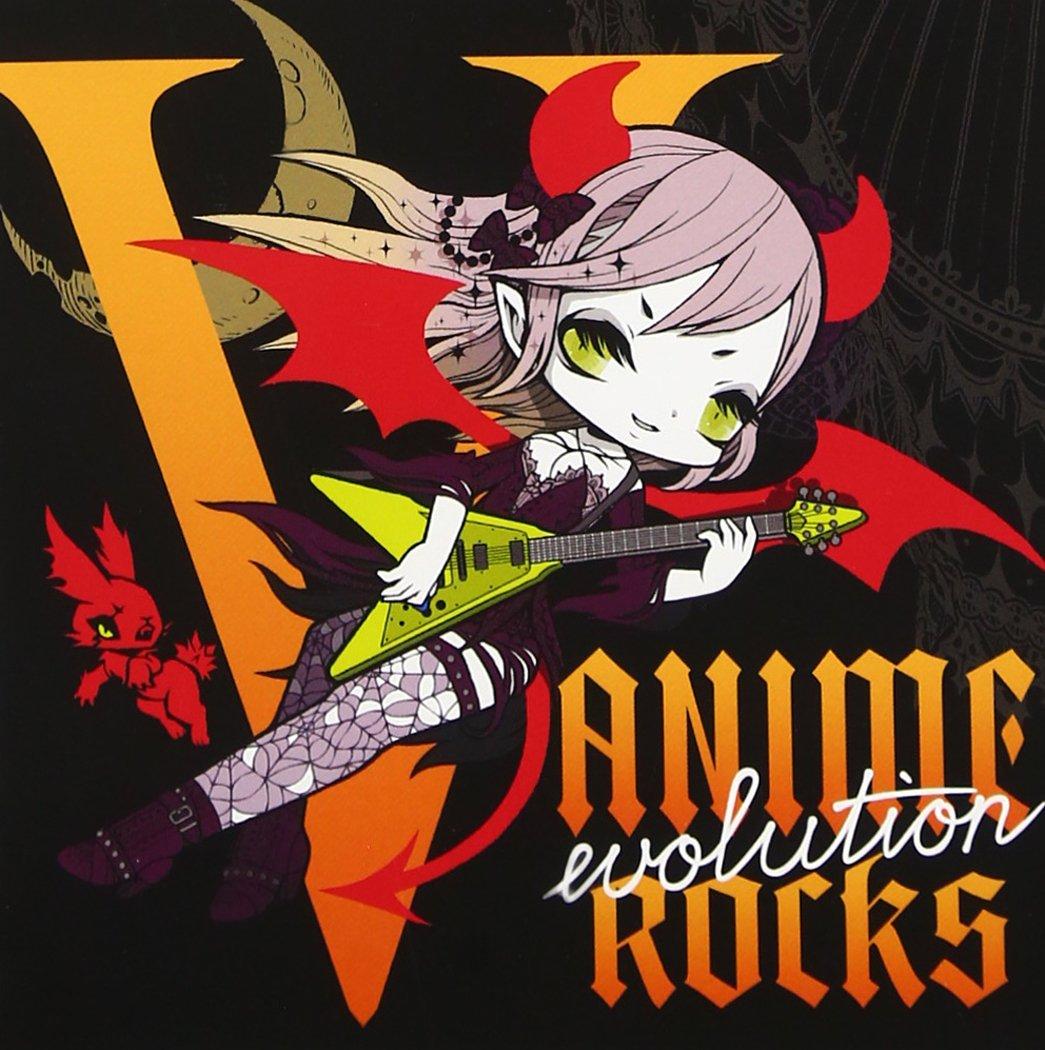 V Anime Rocks Evolution Download