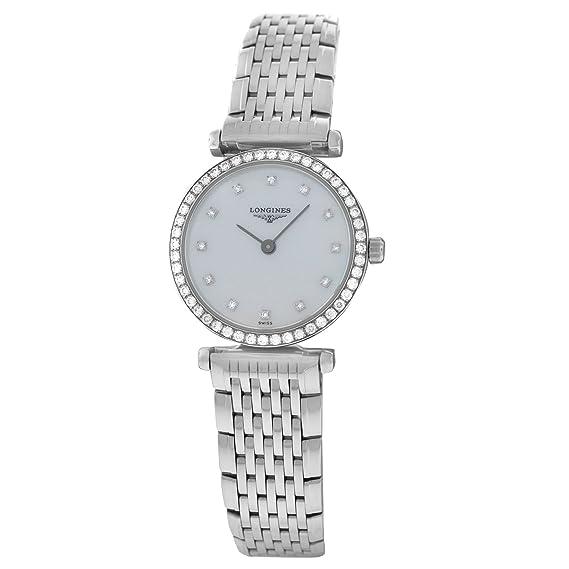 Longines Prima Luna Cuarzo Mujer Reloj L81100876 (Certificado) de segunda mano