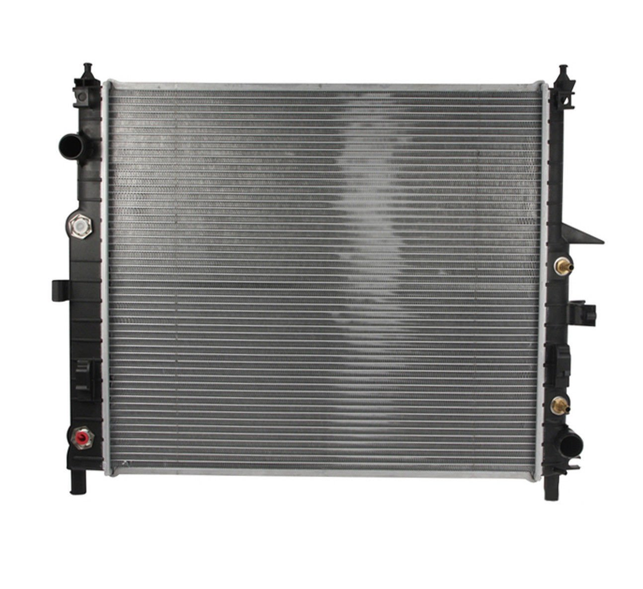 TYC 2190 Mercedes-Benz Replacement Radiator