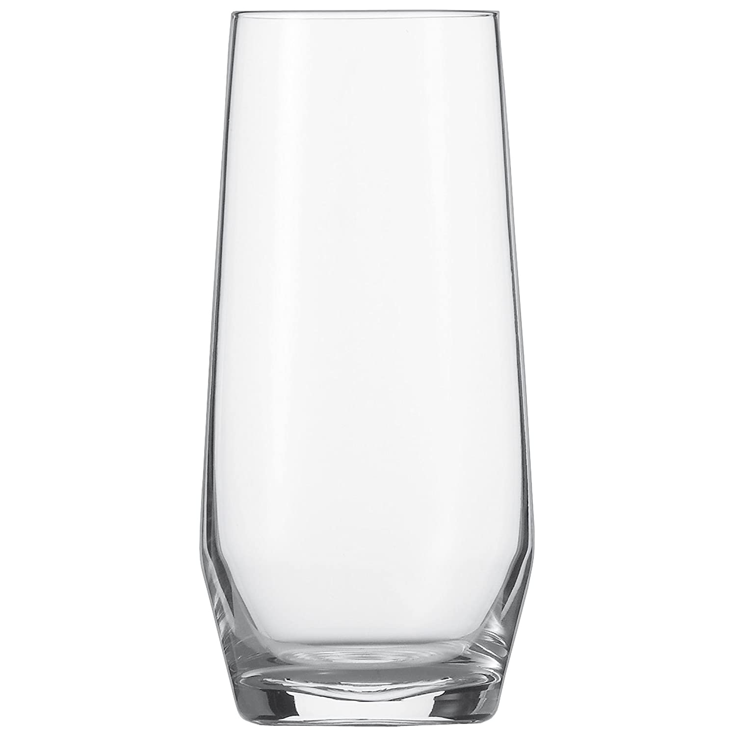 Set of 6 Schott Zwiesel Tritan Crystal Glass Pure Barware Collection Tumbler Cocktail Glass, 12.1-Ounce, Set of 6