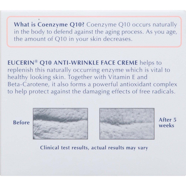 Amazon.com: Crema Antiarrugas Q10 - Crema Para Reducir Las Arrugas Y Lineas De Expresion - Para Piel Sensible - 100% Garantizado!: Beauty