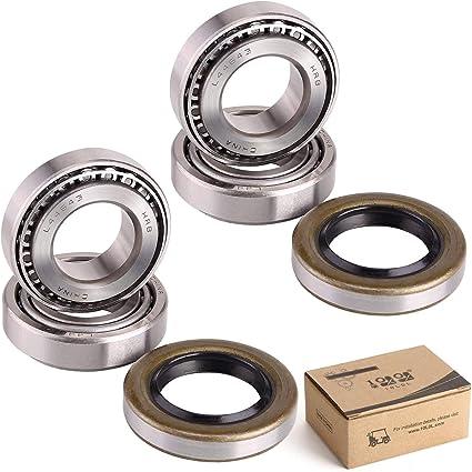 EZGO Front Wheel Hub Bearing /& Seal Kit