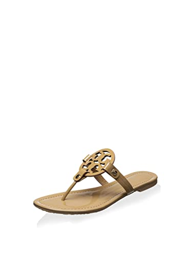 8d996bbd9923 Tory Burch Miller Metallic Sandal Womens (10