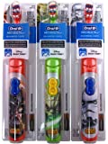 Oral-B Toothbrush Power Disney Star Wars (Timer) (4 Pieces) Assorted