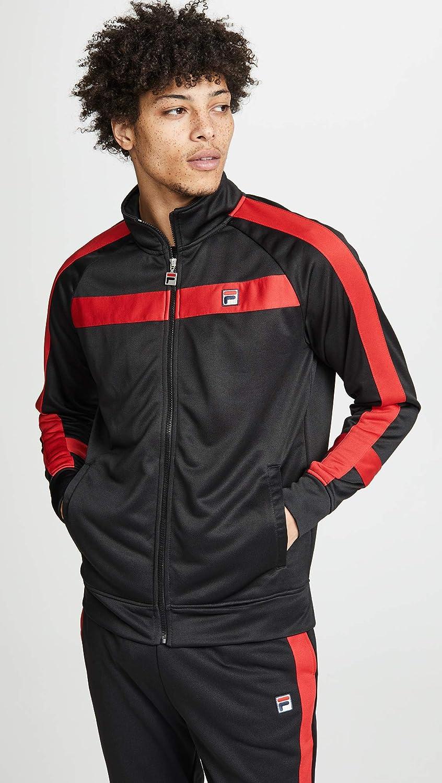 676cdcf4 Fila Men's Renzo Jacket at Amazon Men's Clothing store: