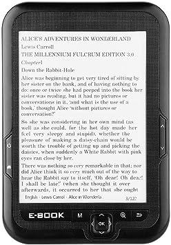 Lector de Libros electrónicos, 4G / 8G / 16G 6-Pulgadas de Tinta ...