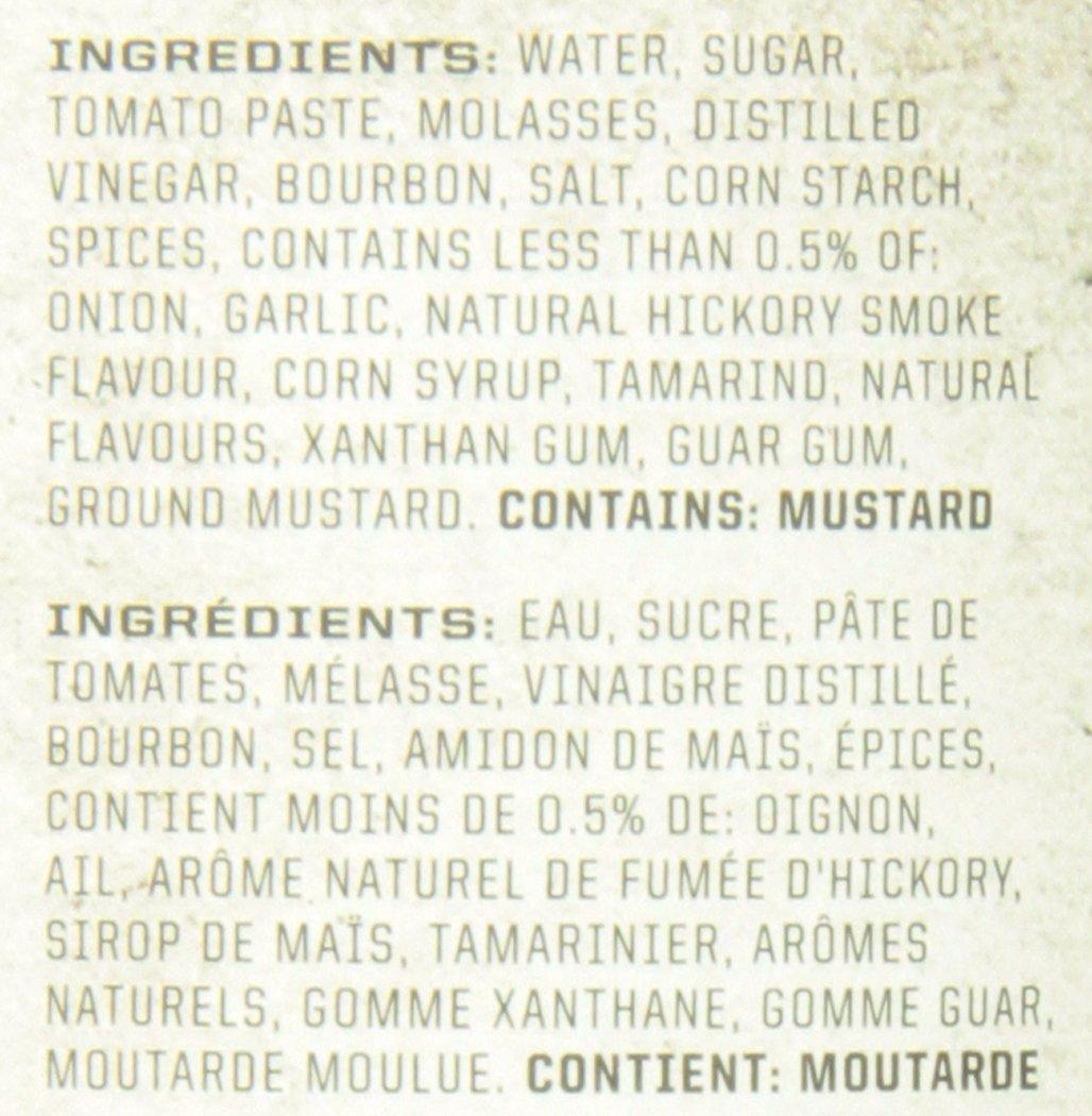 Stubbs - Salsa Original americana para Barbacoa con Bourbon: Amazon.es: Alimentación y bebidas