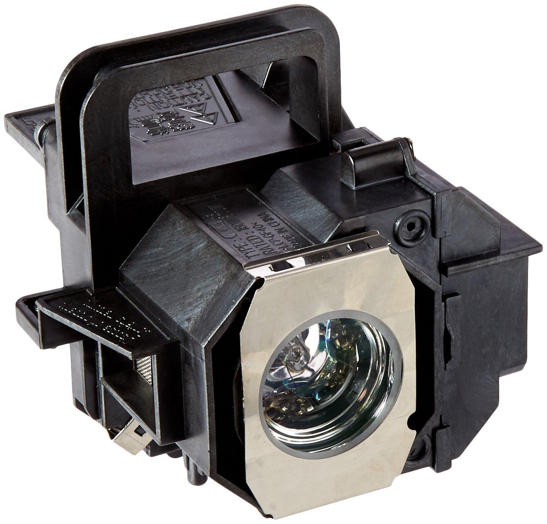 Loutoc Elplp78 / v13h010l78 Lampadina di ricambio per Epson EB-S03 EH-TW5100 EH-TW5200 EH-TW570 Proiettore, con custodia