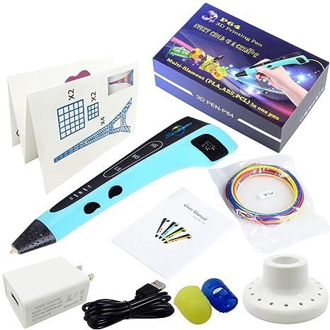 Sandipen - Bolígrafo 3D con impresión 3D de filamento, impreso en ...