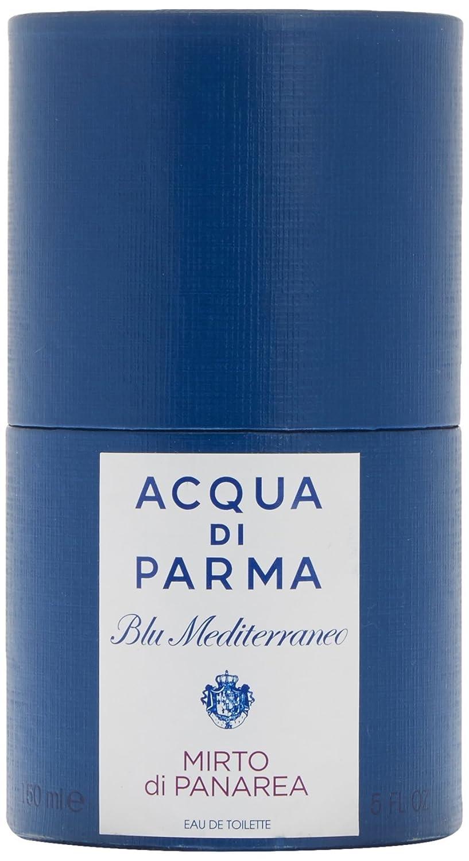 Acqua Di Parma Blue Mediterraneo Mirto Di Panarea Eau de Toilette Spray for Men, 5 Ounce