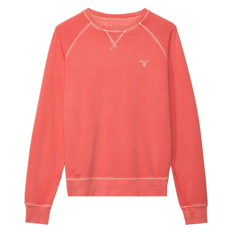 Gant Men's Sweatshirt in Size XXL Pink