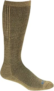 product image for Bates Men's All Climate Light Socks, Army Brown, L