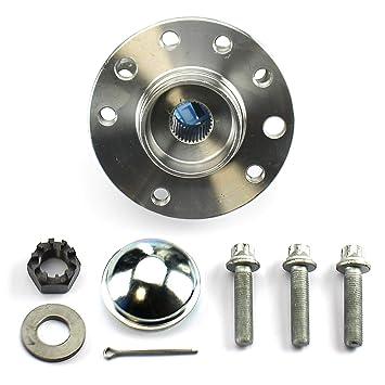 10038738 - Juego de bujías para rueda delantera (5 agujeros): Amazon.es: Coche y moto
