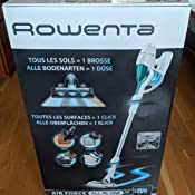 Rowenta Air Force 360 RH9086WO Aspiradora de mano sin cable ...