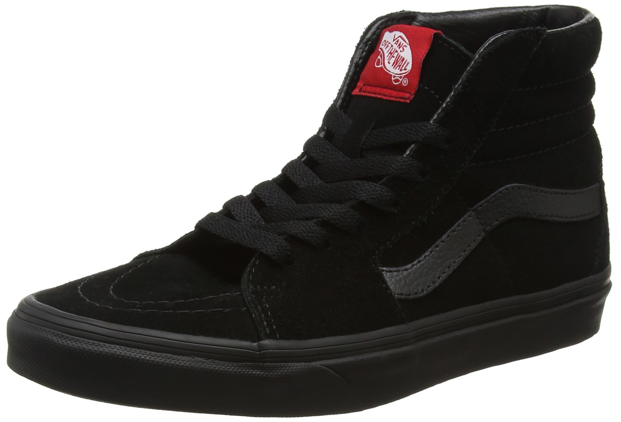 the best attitude d1b0c 6d0da Vans SK8-Hi Classic Suede Canvas, Sneaker a Collo Alto Unisex-Adulto