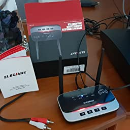 ELEGIANT Adaptador Bluetooth 5.0 Receptor Transmisor Desvío 3 en 1 ...