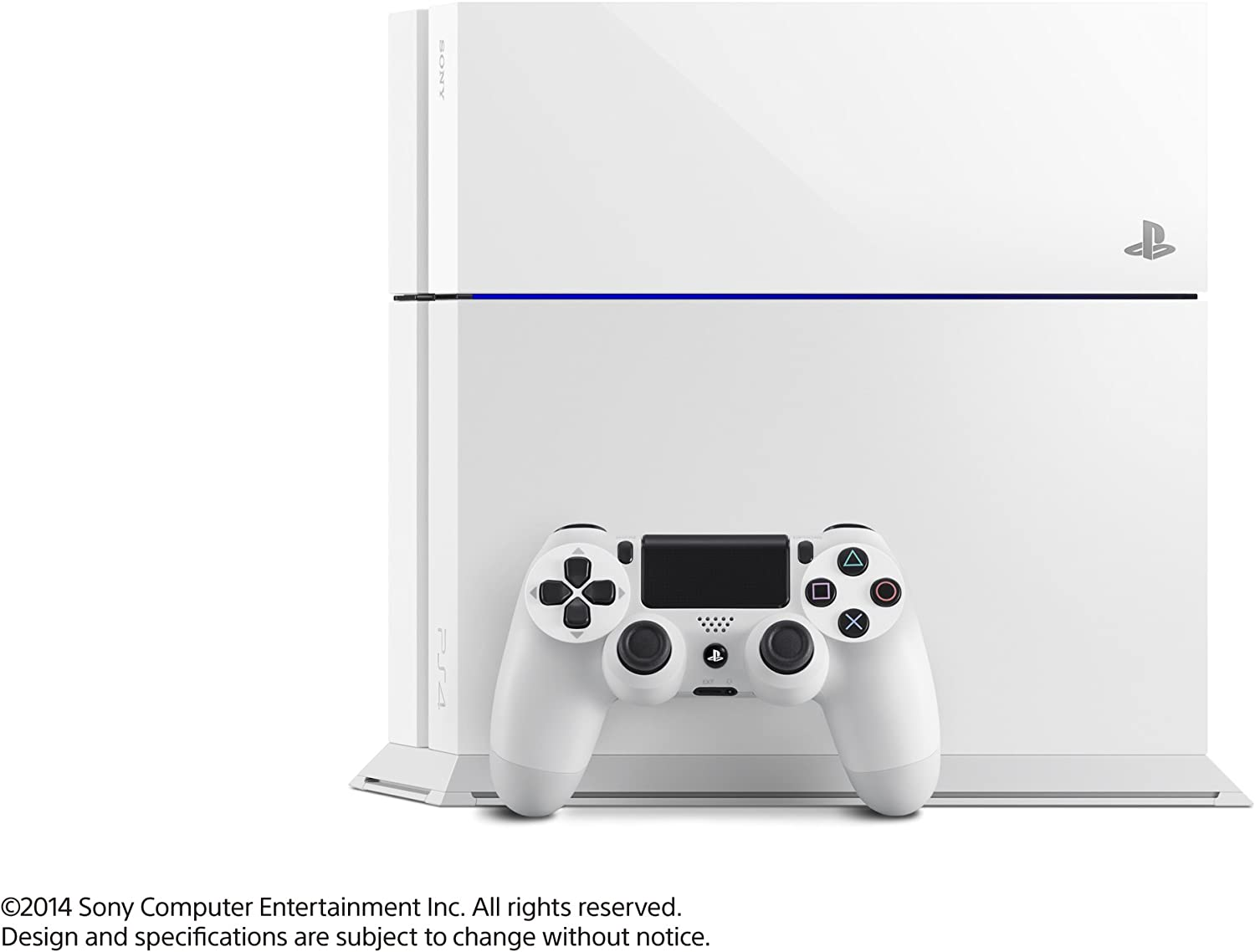 PlayStation 4 - Consola, Color Blanco: Amazon.es: Videojuegos