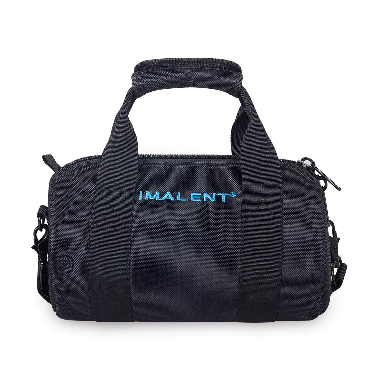 IMALENT Torch Bag with Internal Zippered Compartment,Protecting for MS12 DX80 R90C Flashlight,Sports Gym Travel Duffel Bag Backpack