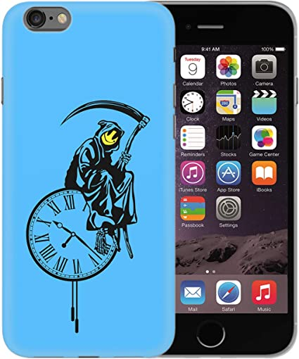 Banksy Graffiti The Grim Reaper Art_BEN1155 Protective Phone ...