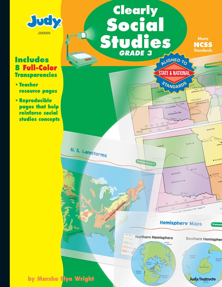 Download Clearly Social Studies, Gr. 3 pdf epub