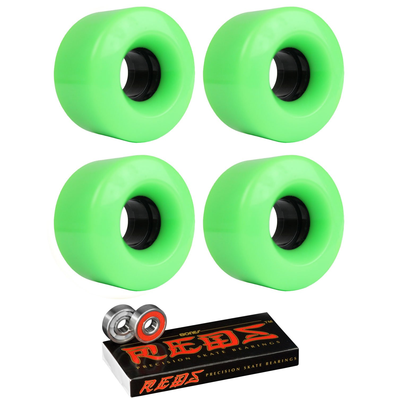 スケートボードクルーザーWheels mm 54 mm x 32 a mm 83 a B01I2A0YIW 802 CグリーンBones Redsベアリング B01I2A0YIW, バラエティーミート アサヒ:acce6db3 --- itxassou.fr
